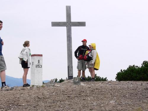 Krzyż na Grzesiu