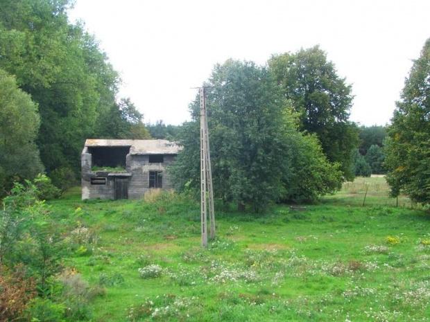 Motoga - dom młynarza #ruina #ruiny #Motoga #młynarz #dom