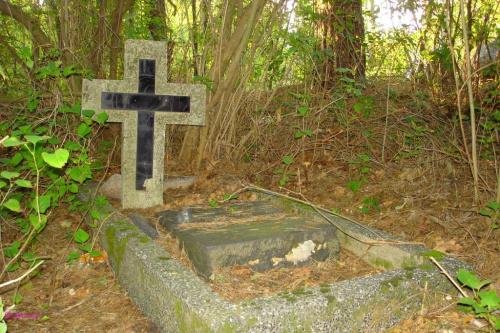 Maszty - cmentarz wiejski #Maszty