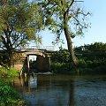 Most na Kurówce w okolicy Brzozowej Gaci #BrzozowaGać #most #Kurówka