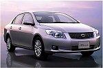 Debiut nowej Corolli w Japoni