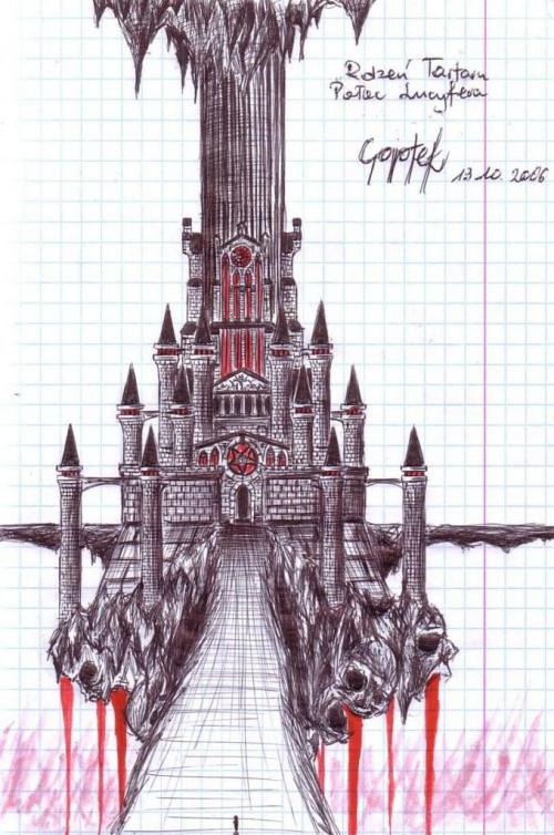 #zamek #fantasy #budynek