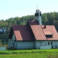 Kościół w Wierzchoniowie #kościół #Wierzchoniów