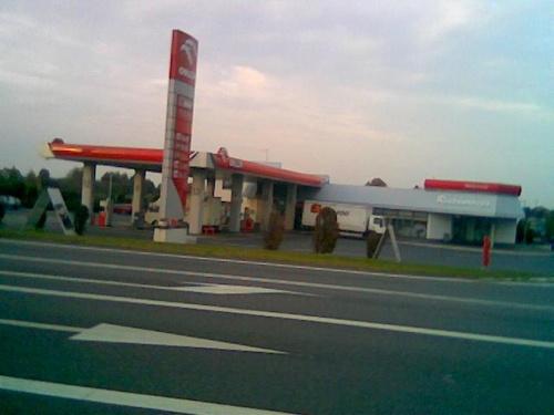 Największa stacja benzynowa w Kurowie #Kurów