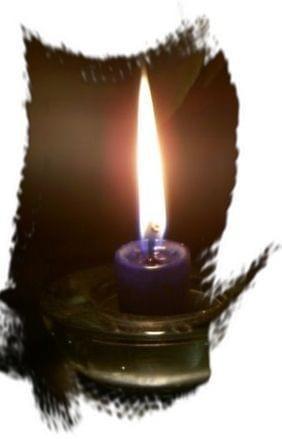 Przyjacielowi,który zbyt wczesnie odszedł #swieca #zaduma #płomień #wspomnienia