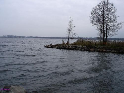 Jezioro Roś #JezioroRoś #Pisz #Mazury #Remes #Rower