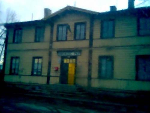 Dworzec PKP w Klementowicach