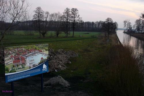 Kanał Jegliński i Wrota Mazur. #JezioroRoś #KanałJegliński #Mazury #Rower #Remes #Pisz #Imionek