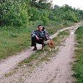 Borys to ten z prawej :-) #pies #amstaf #ast