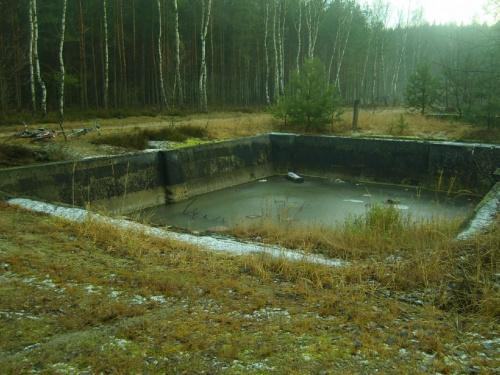 basen na bunkrach - wilkocin