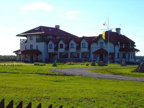 Jezioro Roś - Hotel Joseph Conrad #JezioroRoś #Pisz