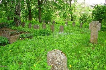Biała Piska - Cmentarz wojenny