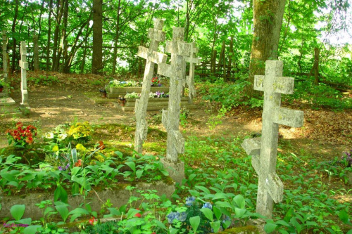 Cmentarz w Onufryjewie #Onufryjewo