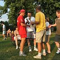 Koszykówka - 28.06.2006 #koszykówka #kosz #Puławy #WólkaProfecka #spartakiada #Azoty #turniej